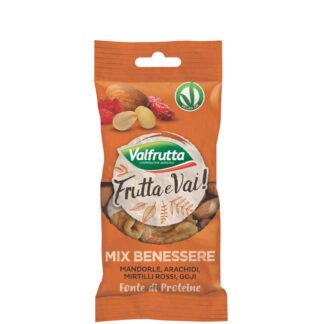Frutta secca Mix benessere Valfrutta g25 (ricarica)