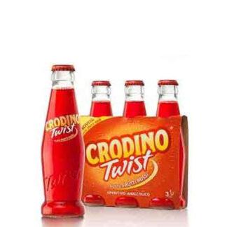 Crodino Twist frutti rossi cl 17