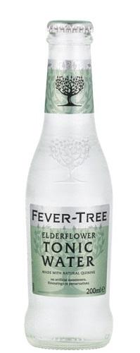 Fever tree elderflower tonic ml 200 vap