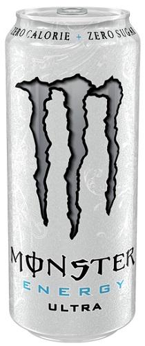 Monster Ultra White cl 50 lattina