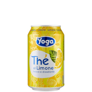 The Yoga limone cl 33 lattina