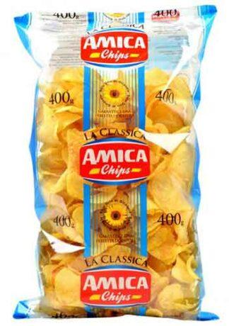 Patatina Amica chips classica g 400