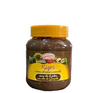 Crema Cacao Gandola nera gr 400 (tipo nutella)