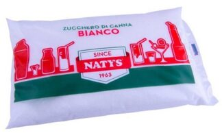 Zucchero di canna Bianco Natys kg 1