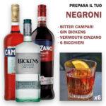 Pacchetto Negroni