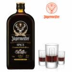 Bundle Jagermeister Spice + Bicchieri