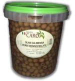 Olive Caro denocciolate verdi kg 4